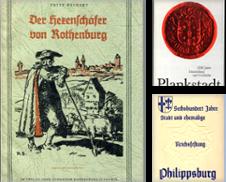Baden-Württemberg Sammlung erstellt von Versandantiquariat Bernd Keßler