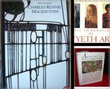ART Curated by John Rybski, Bookseller