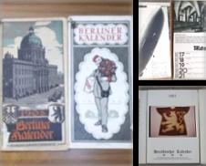Almanache Sammlung erstellt von Antiquariat Carl Wegner
