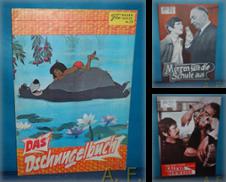 Filmprogramme Sammlung erstellt von Antiquarische Fundgrube e.U.
