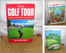 golf Curated by Lyndon Barnes Books