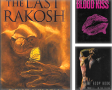 Horror Curated by Dark Hollow Books®, Member NHABA, IOBA