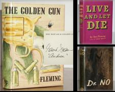 James Bond Sammlung erstellt von Meier And Sons Rare Books