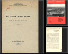 Abessinien, Erythräa, Somaliland Proposé par Antiq. Bookfarm/ Sebastian Seckfort