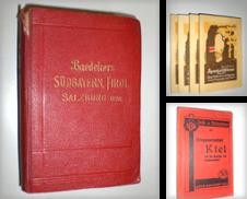 Alte Reiseführer Sammlung erstellt von Antiquariat Stefan Küpper