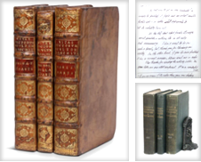 Science & Technology Curated by Manhattan Rare Book Company, ABAA, ILAB