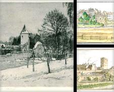 Graphik - Deutsche Städteansichten & Landkarten Sammlung erstellt von Franziska Bierl Antiquariat