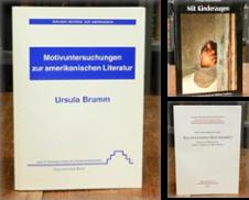 Amerikanistik Sammlung erstellt von Antiquariat Dr. Lorenz Kristen