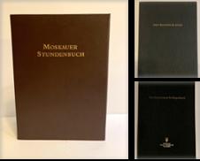 Faksimiles Sammlung erstellt von Antiquariat Gertrud Thelen