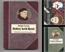 Biografie Curated by Antykwariat Ksiazki Jan Mazurek