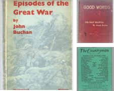 John Buchan Curated by Crask Books