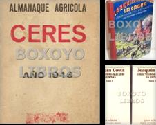 Agricultura Horticultura Ganadería Apicultura de Boxoyo Libros S.L.