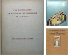 Architecture Curated by Main Street Fine Books & Mss, ABAA