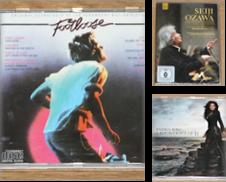 CDs Sammlung erstellt von Antiquariat Gallenberger