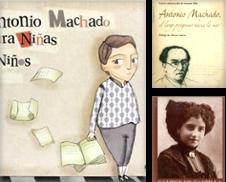 Antonio Machado de Siglo Actual libros