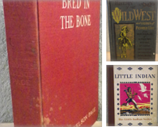 American West Fiction hardback Curated by Lawrence A. Michaud