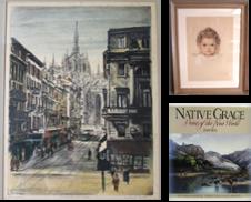 Art Curated by Ivy Ridge Books/Scott Cranin (IOBA)