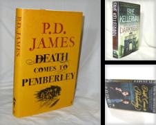 Crime & Thriller Sammlung erstellt von Shelf Indulgence Books
