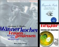 Kochen, Kochen Sammlung erstellt von Antiquariat BuchX