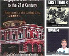 Asian Politics and Economics Curated by Select Books Pte Ltd