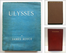 James Joyce Sammlung erstellt von Yves G. Rittener - YGRbookS