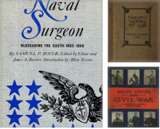 Civil War Curated by Nautical Scribe Books