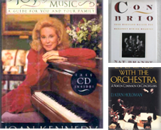 Classical Music Curated by McAllister & Solomon Books