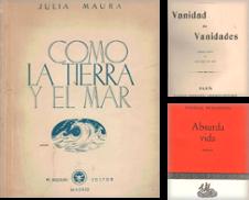 Literatura de Librería Torreón de Rueda