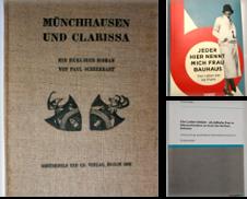 Biographien Sammlung erstellt von Antiquariat Stammerjohann