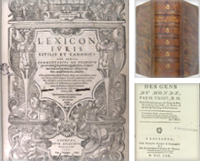 Ancien Curated by Philippe Lucas Livres Anciens