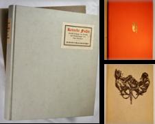 Bücher Sammlung erstellt von Antiquariat Stammerjohann
