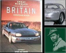Auto (Automobiltechnik) Sammlung erstellt von Buchhandlung&Antiquariat Arnold Pascher