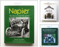 Motoring Curated by Greenbank Books