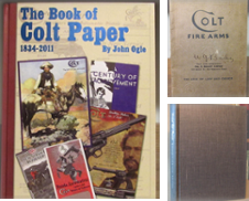 Colt Firearms Curated by John Simmer Gun Books +