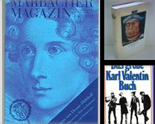 Biographien Sammlung erstellt von Kunst & Graphik Kabinett