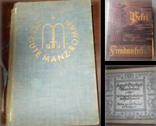Antiquarisch wertvolle Bücher Erstellt von Buchstube Tiffany