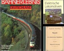 Eisenbahn Sammlung erstellt von Bücher Eule