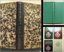 Heraldik Sammlung erstellt von Cassiodor Antiquariat