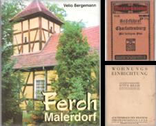 Berlin-Brandenburg Sammlung erstellt von Antiquariat Herold