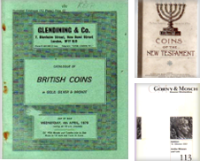 Antiques (Stamps, Coins, Medals) Curated by YesterYear Books