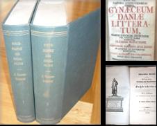 Bibliographie und Buchwesen Sammlung erstellt von Antiquariat Uwe Turszynski