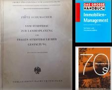 Architektur Sammlung erstellt von St. Jürgen Antiquariat