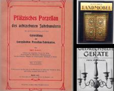 Antiquitäten Sammlung erstellt von Antiquariat Stange
