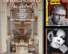 Audio-Kassetten Sammlung erstellt von Rheinlandia Verlag