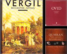 Altertumswissenschaft Sammlung erstellt von Antiquariat Librarius