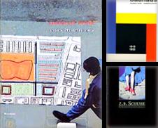 """Architektur und Design Sammlung erstellt von Antiquariat """"Der Büchergärtner"""""""