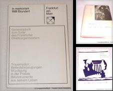 Biographien Sammlung erstellt von Programmhefte24