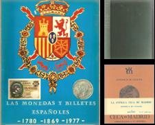Aficiones Numismatica de CALLE 59  Libros