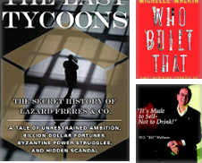 Business History Curated by John Rybski, Bookseller