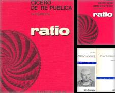 Altphilologie Sammlung erstellt von Antiquariat Lücke, Einzelunternehmung